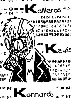 kkk b